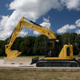 Ascolta la news sul nuovo escavatore Caterpillar 315