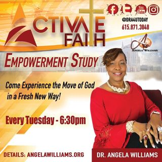 Morning Prayer - with Dr Angela Williams
