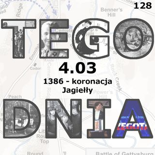 Tego dnia: 4 marca (koronacja Jagiełły)