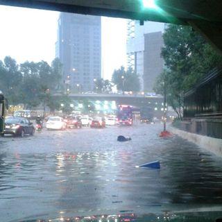 CDMX tendrá lluvias fuertes por tercer día