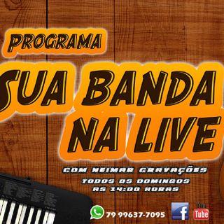 WEB RADIO SUA BANDA NA LIVE