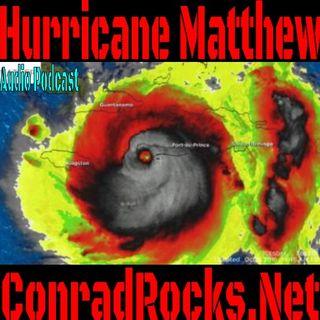 Hurricane Matthew  - Prophetic?