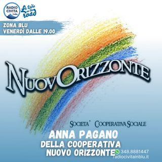 Intervista ad Anna Pagano, cooperativa Nuovo Orizzonte