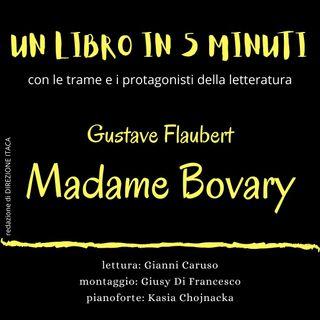 Un libro in cinque minuti - 10. Madame Bovary