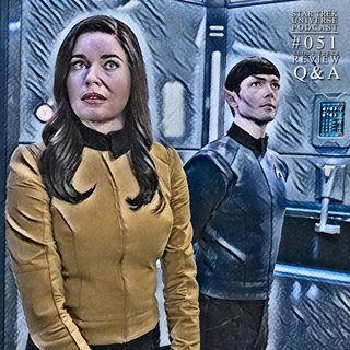 "Star Trek: Short Treks  - ""Q & A"" Review"