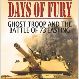 Days of Fury - Author Mike Guardia on Big Blend Radio