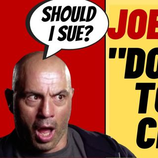 JOE ROGAN To Sue CNN?