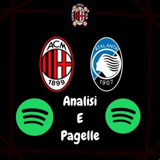MILAN ATALANTA 1-1    Post partita