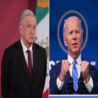 Mañana López Obrador y Biden realizarán reunión virtual
