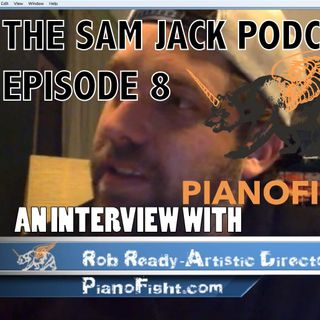 Episode 8: An Interview with Rob Ready, Artistic Director of PianoFight