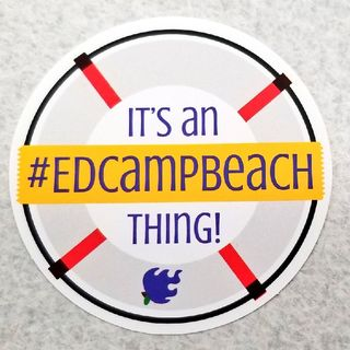 Doing Learning at #EdcampBeach