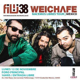 """""""R"""" INTERNACIONAL Entrevista Con Weichafe Desde Chile Para México"""