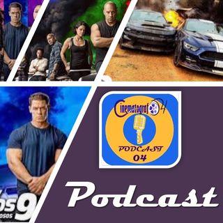 Episodio 134 - Rapidos y Furiosos 9