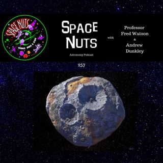 Asteroid 16 Psyche - Not What We Thought