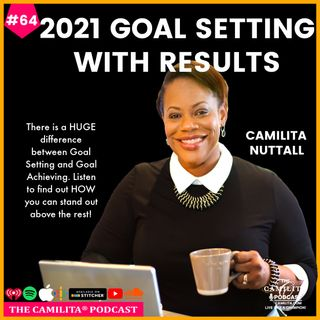 64: Camilita Nuttall | 2021 Goal Setting With Results