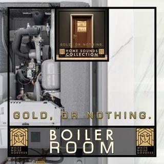 Boiler Room Sound | White Noise | ASMR & Relaxation