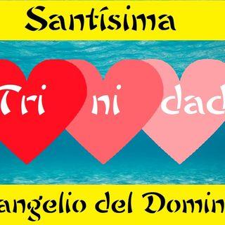 Santísima Trinidad - Evangelio del 27/05/2018 - Mt 28, 16-20