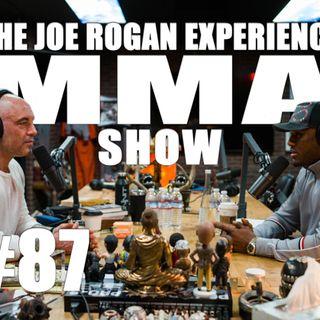 JRE MMA SHow #87 with Kamaru Usman