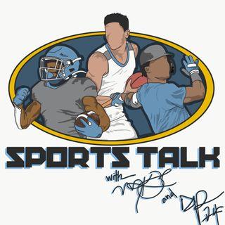 Sports Talk w/ Mark & DP