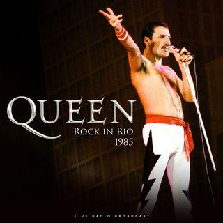 ESPECIAL QUEEN ROCK IN RIO 1985 #Queen #rock #classicrock #stayhome #MascaraSalva #ps5 #lovecraft #twd #feartwd #startrekday #theboys #bond