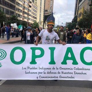 La voz de las juventudes indígenas de la Amazonía Colombiana