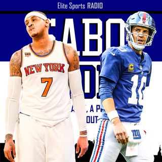 Sabo Radio 9: The Carmelo Anthony, Eli Manning Sports Knowledge Test