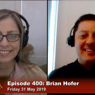 Triangulation 400: Brian Hofer on Facial Recognition and Surveillance Tech