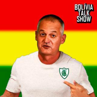 """#69. """"Entre Guardiola e Klopp, sou mais o alemão""""  - Bolívia Talk Show"""