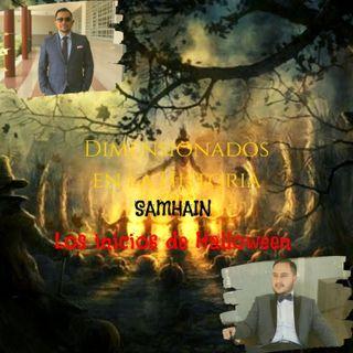 SAMHAIN | NOCHE DE BRUJAS | EL ORIGEN DEL HALLOWEEN