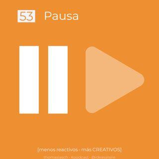 53 Pausa
