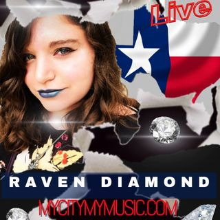 Catching Up with RAVEN DIAMOND