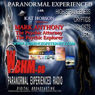 Mark Anthony, Psychic Attorney 8.26.20