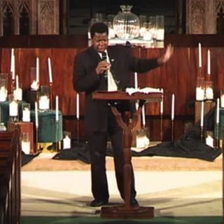 """""""The bones are the same but the SPIRIT is different!"""" by Rev. Thulani D. Magwaza, Pastor"""