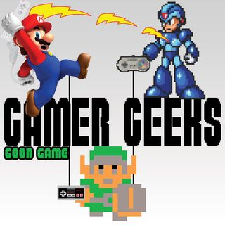 Gamer Geeks Episode 10: Tiny Japanese man-hands
