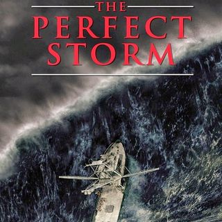 The Perfect Storm - Movie Night with David Hoffmeister, La Casa de Milagros