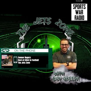 The Jets Zone: Connor Rogers interview, AFC East preview