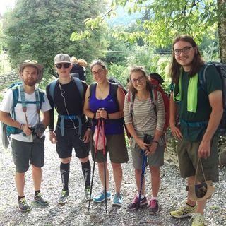 Ultimi passi tra Annecy e Ginevra
