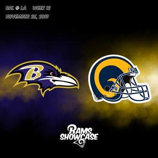 Rams Showcase - Ravens @ Rams