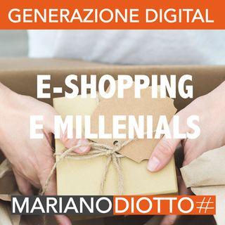 Puntata 55: L'e-shopping ed esperienza mobile per i Millenials