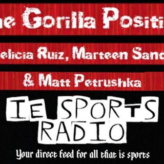 The Gorilla Position- Episode 96: The Beginning of The End is The Beginning