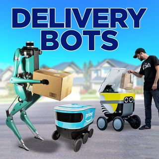26. Delivery Robots | Top Autonomous Bots to Watch