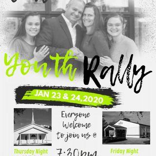 Regional Youth Rally