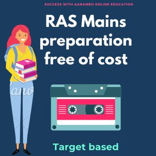 Ras Mains Preparation Free Of Cost