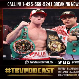 ☎️Canelo Alvarez Officially Vacates WBA Title😱Will We See Charlo vs Eubank Jr., Vacant Unification❓