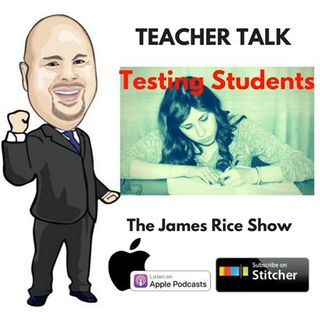 Teacher Talk - Testing ESL Students