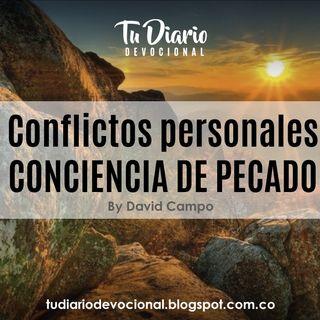 Conflictos personales CONCIENCIA DE PECADO