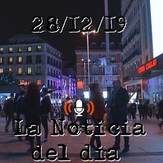 Juan Marín lleva a Madrid el espíritu navideño de Andalucía