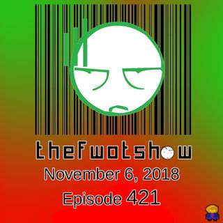 The FWOT Show - November 6, 2018 - The War On The Christmas Season