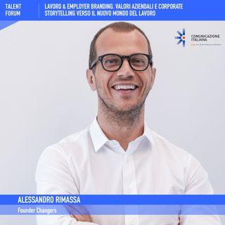 Forum Talent Acquisition 2021 | Plenaria di Apertura | Valori aziendali e corporate storytelling verso il nuovo mondo del lavoro | INDEED