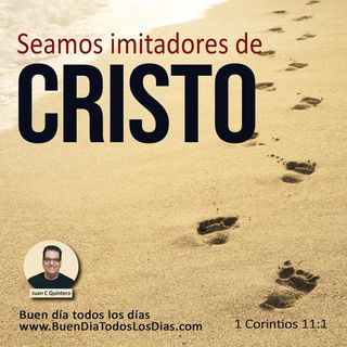 Buen Día – Imitadores de Cristo